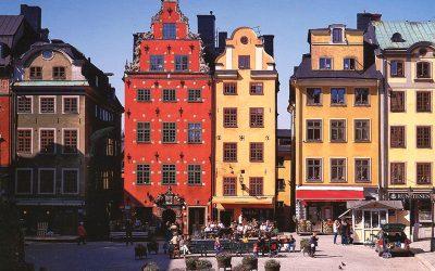 Post aus Stockholm