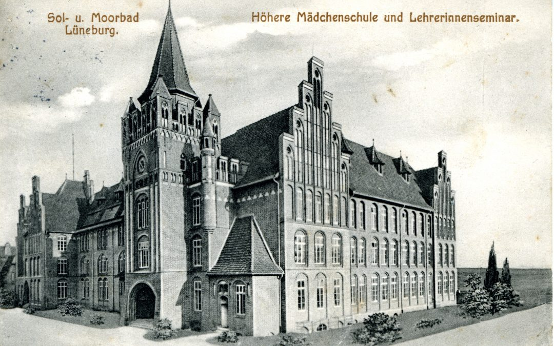 110-jähriges Jubiläum unseres Schulgebäudes in der Feldstraße – Einweihung am 21. Oktober 1908