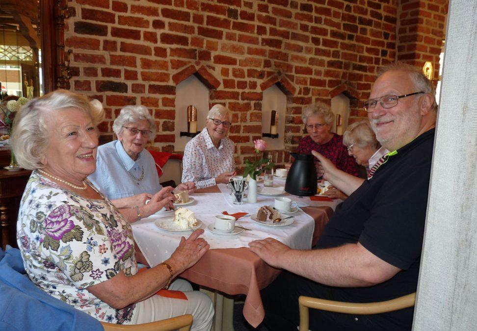 St. Marien Lüneburg – Besichtigung, Andacht und Ausklang im Gemeindehaus am Dienstag, dem 21. Juli 2020